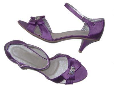 Buty ślubne  w kolorach tęczy