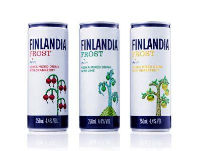 Klaus Haapeniemi zaprojektował grafiki dla Finlandia Frost