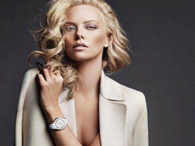 Charlize Theron współpracuje z Dior Timepieces