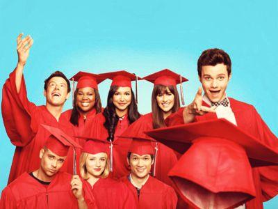 Glee na zakończenie roku szkolnego
