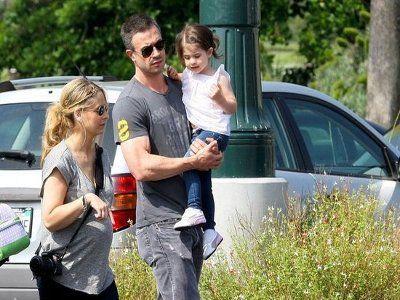 Freddie Prinze Jr jedzie do zoo z Charlotte w ciąży