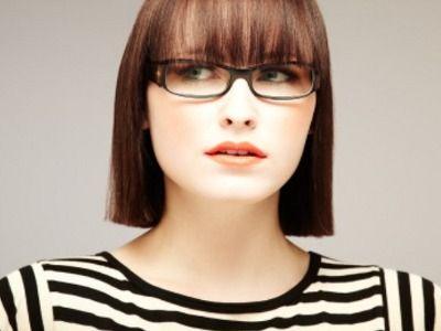 Pomysłowy makijaż dla krótkowzrocznych
