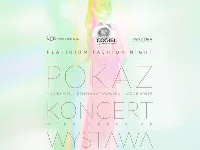 Platinium Fashion Night – pokaz Macieja Zienia w Krakowie