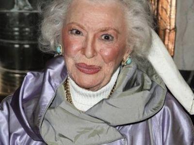 Ann Rutherford nie żyje