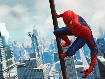 Naprawdę Niesamowity Spider-Man