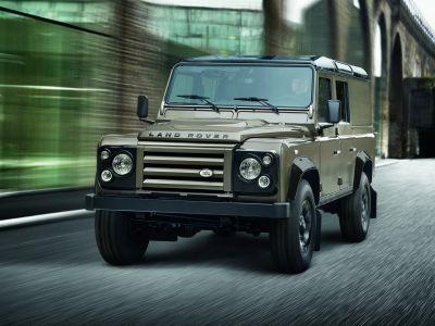 Land Rover Defender Xtech – Specjalna edycja 2012