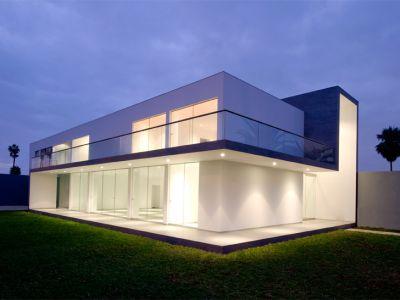 Minimalizm w architekturze