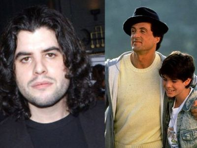 Sylvester Stallone stracił Syna