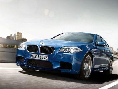 BMW M5 – istota motoryzacji