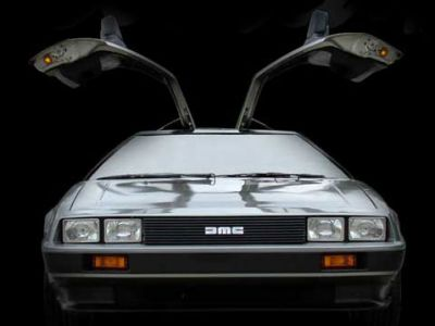 DMC – DeLorean powrót legendy