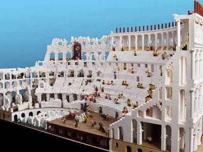 Designerski projekt LEGO