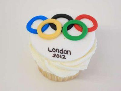 Olimpiada Londyn 2012 – Inspirujące ciasteczka