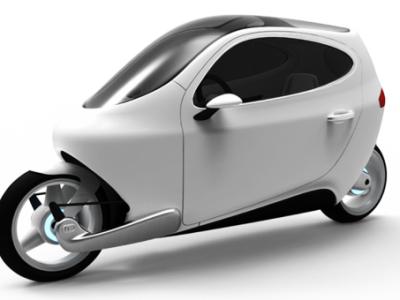 C-1 – pojazd przyszłości