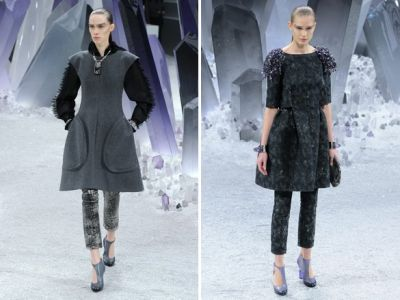 Chanel – Karl Lagerfeld kreuje nowe trendy