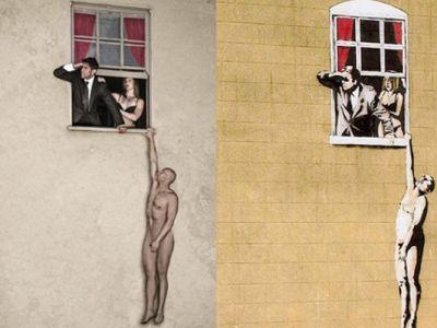 A Ty Nie Jesteś Banksy?