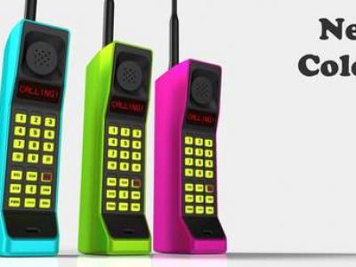 Nostalgia za oldscholowym telefonem