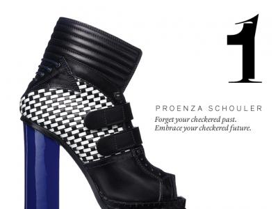 Modne buty – trendy jesień-zima 2012/2013