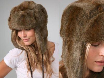 Zimowe czapki – modne dodatki 2012