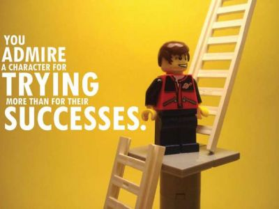 Historie Lego