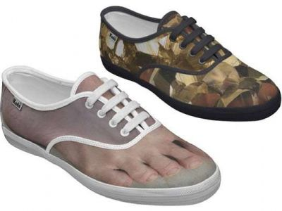 Buty dla odważnych