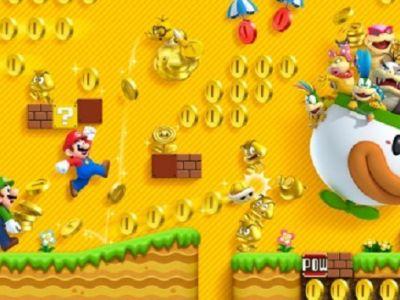 New Super Mario Bros 2 – kultowe gry