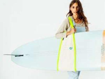 Torba dla surferów