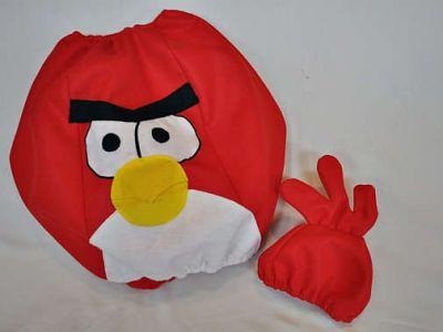 Kostiumy Angry Birds
