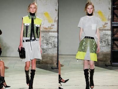 New York Fashion Week – Proenza Schouler