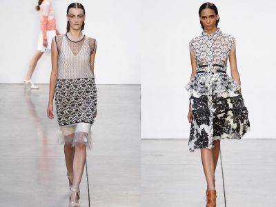 New York Fashion Week – Thakoon Panichgul