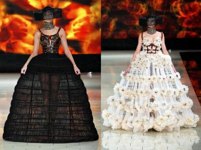 Paris Fashion Week – Alexander McQueen