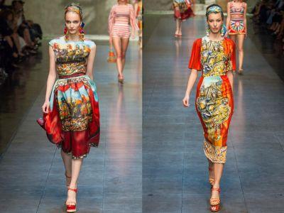 Milan Fashion Week – Dolce & Gabbana