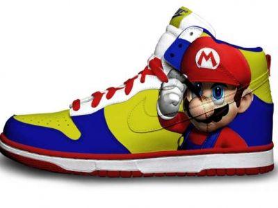 Sneakersy dla graczy