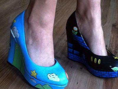 Koturny dla wielbicielek Super Mario