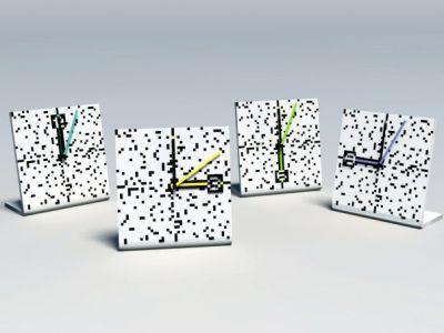 Zegar Pixels