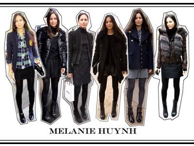 Ikona stylu – Melanie Huynh
