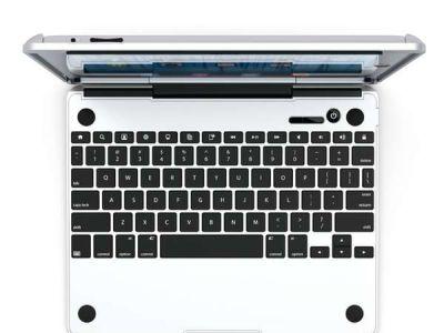 iPad laptopem