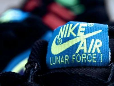 Nike Lunar Air Force One