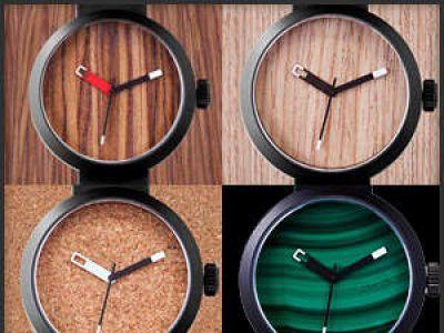 Minimalistyczne zegarki