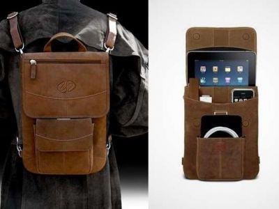 iPad – plecaki Vintage
