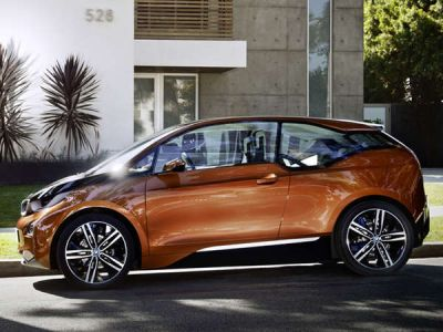BMW i3 Coupe – premiera