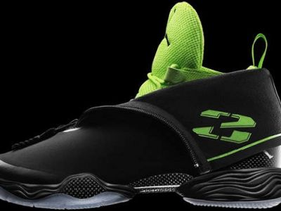 Futurystyczne Nike Air