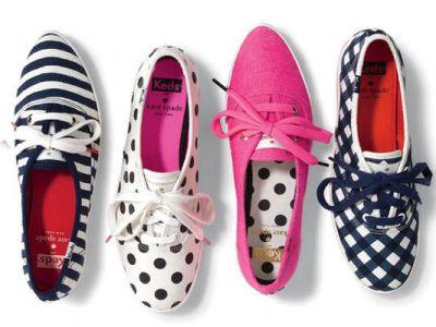 Słodkie sneakersy