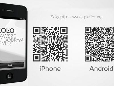 Aplikacja mobilna KOŁO
