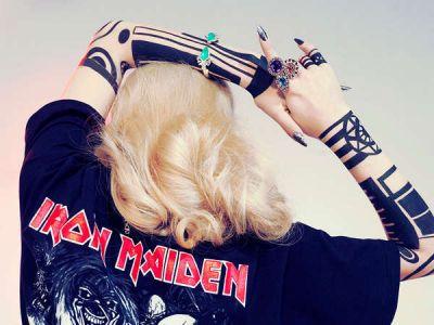 Heavy metal trendy !!!