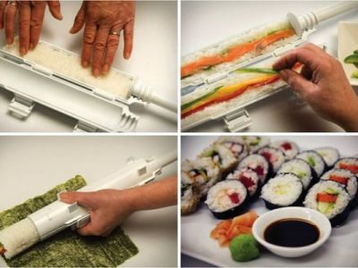 Idealne sushi