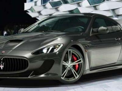 "Maserati GranTurismo ""Stradale"""