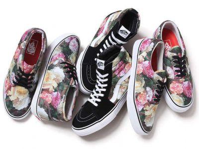 Kwieciste Sneakersy