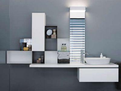 Modny design łazienek