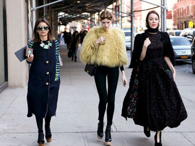Fashion Week Paradox