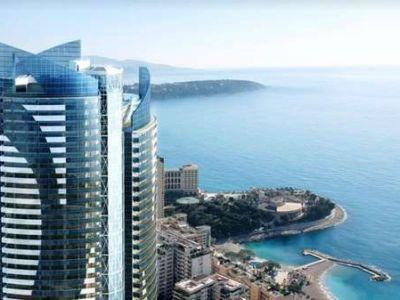 Odeon Tower w Monaco